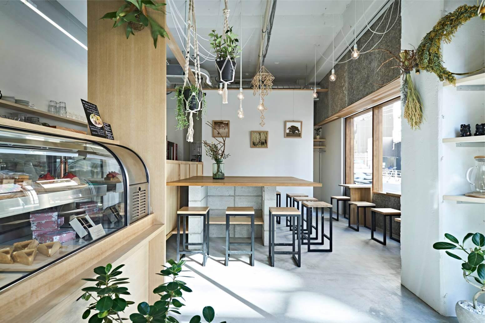 Cafe/米粉カフェのこと